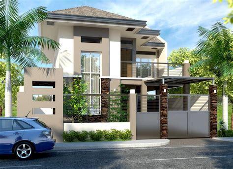 idea casa ideas para fachadas de casas alto lago privada residencial