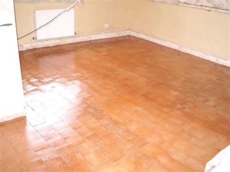 Quarry Tile Flooring by Quarry Tile Floor Warninglid After Restoration