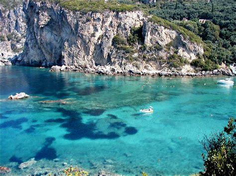 vacanze corf corf 249 un isola tra mare spiagge storia e splendidi