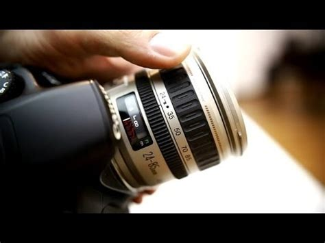 canon 28 70mm f3.5 4.5 ii lens review with photo/video