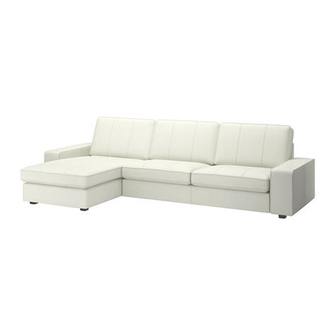 high quality ikea white leather sofa 2 kivik sofa and