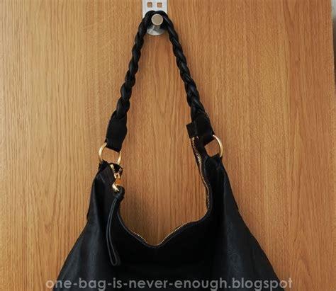 Beg Tangan Jenama Zara satu beg tangan tak akan cukup mulberry hobo