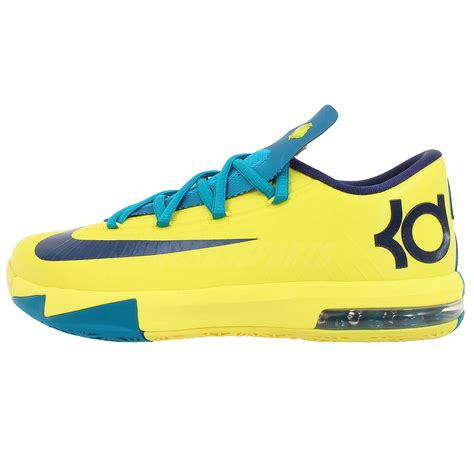 kd basketball shoes youth nike kd vi gs 6 kevin durant boys youth womens
