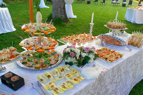 Catering Decorations Photos by Weddings Umbria In Italy Wedding Menu And Catering Ideas