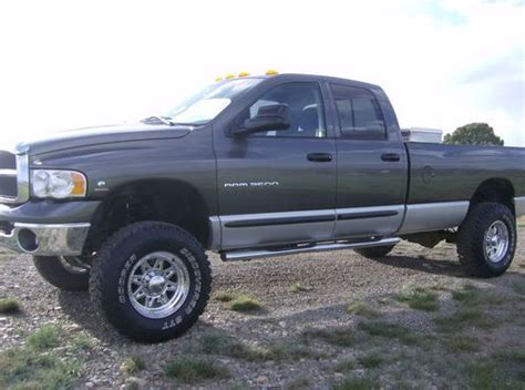how does cars work 2003 dodge ram 3500 parking system sell used 2003 dodge 3500 4x4 12 valve diesel common rail 5 9 manual 6 speed in dolores co
