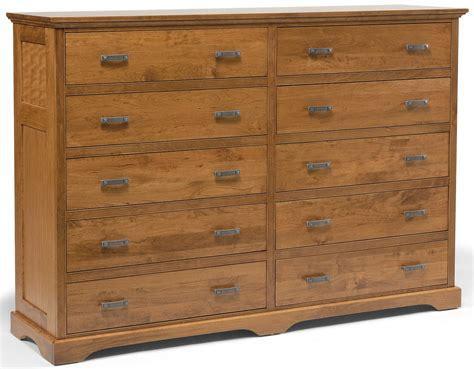 10 Drawer Dresser by Amish Elegance 10 Drawer Dresser By Daniel S Amish