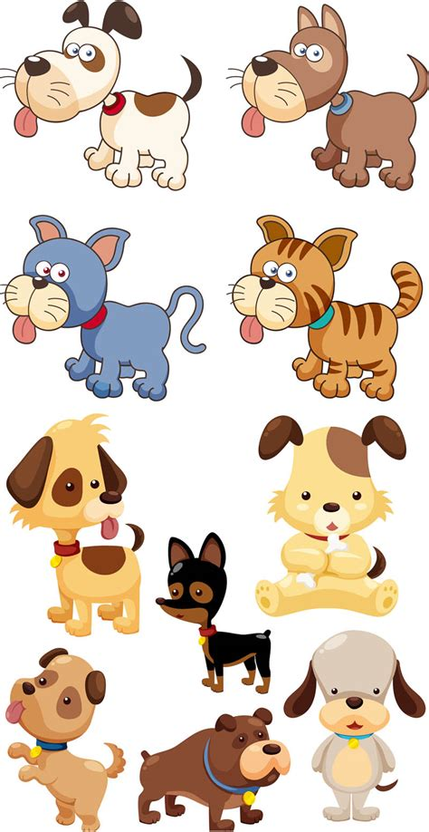 puppy vector dogs vector graphics