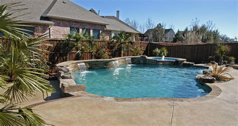 freeform pools freeform pools photo gallery custom pools images dallas
