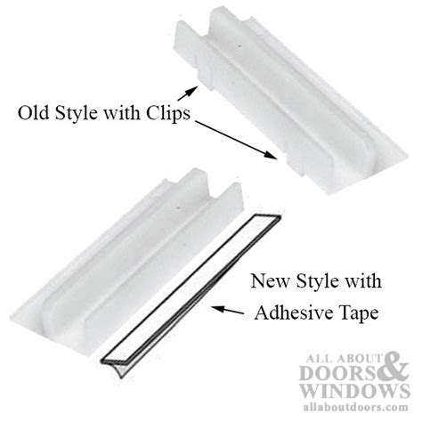 Shower Door Guide Guide 9 16 Opening International Sliding Shower Door Bottom