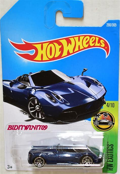 wheels 2017 hw exotics 17 pagani huayra roadster 4