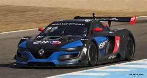 Renault Sports Cars 2015 Renaultsport Rs01