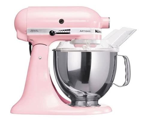 the bake a nista i want a pink kitchenaid