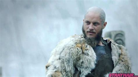 ragnar lothbrok tattoo awesome new vikings hairstyles coming in season 4 strayhair