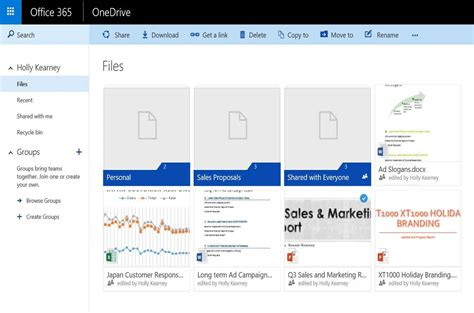 drive web microsoft previews less buggy onedrive for business client