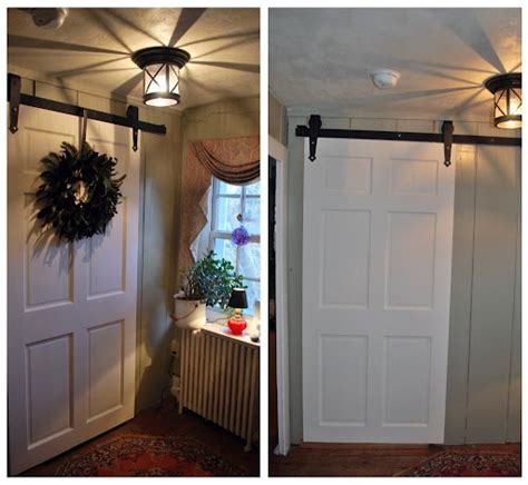 Barn Style Closet Doors Barn Door Style Closet Doors Projects To Try