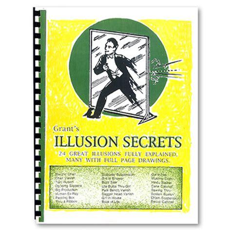 libro grant libro grant s illusion secrets por paul osborne www mundomagos com
