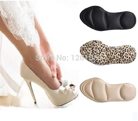insoles for high arches heels 2 pair cuttable insolia inserts insole for high heel arch