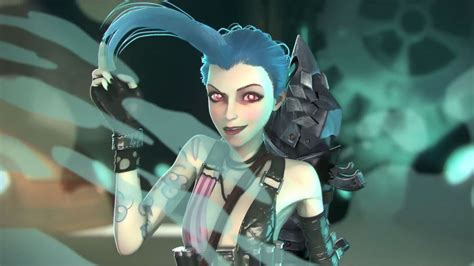 theme song jinx league of legends newest chion gets her own music