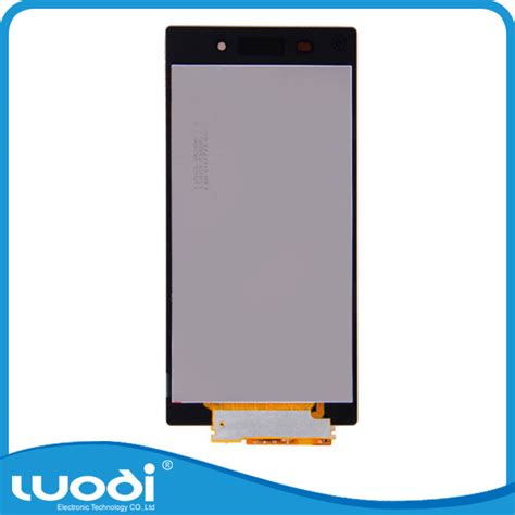 Lcd Sony Xperia Z1 C6902 Fullset Touchscreen Bazel Original repair parts lcd touch screen for sony xperia z1 l39h c6902 c6903