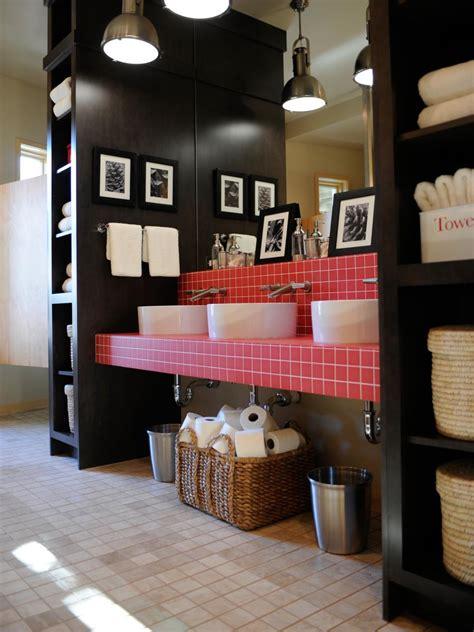 dorm room bathroom hgtv dream home 2011 ski dorm bathroom pictures and