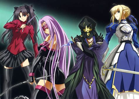 The Fate Official fate stay image 903545 zerochan anime image board