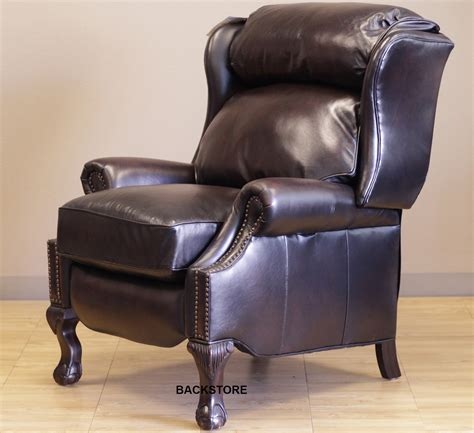 barcalounger recliner chairs barcalounger danbury ii recliner chair leather recliner