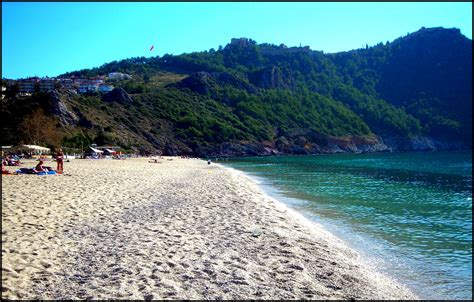 cleopatra beach alanya turkey alanya pronounced