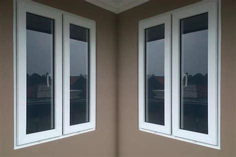 desain daun jendela minimalis model jendela minimalis 2 daun