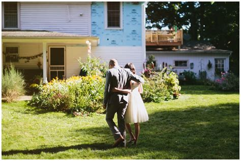 Backyard Wedding Buffalo Ny Buffalo Wedding Photographers Backyard Wedding
