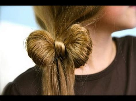 back to school hairstyles with bows 7 cute hairstyles for school