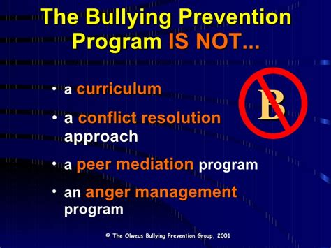 anger management prevention understanding resolution books olweus bully prevention master