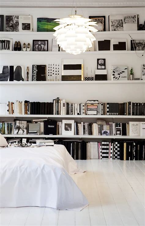 how to decorate shelves in a bedroom modern cottage sfgirlbybay