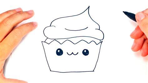 imagenes kawaii para dibujar facil c 243 mo dibujar un pastel kawaii paso a paso dibujo f 225 cil