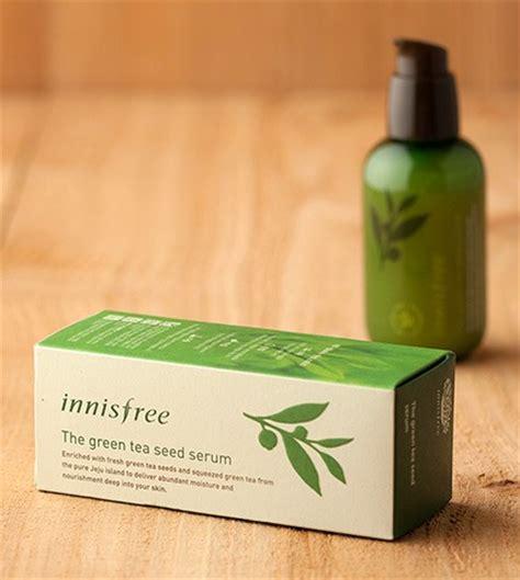 Serum Innisfree tinh ch蘯 t d豌盻 ng tr 224 xanh innisfree the green tea seed serum