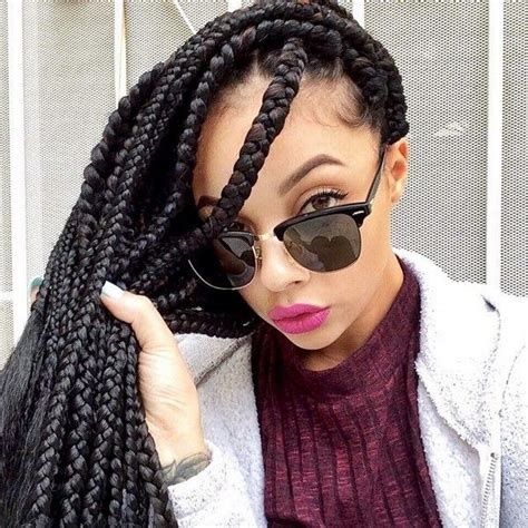 large box braids 5 packs of hair how many packs of hair for jumbo box braid braids for