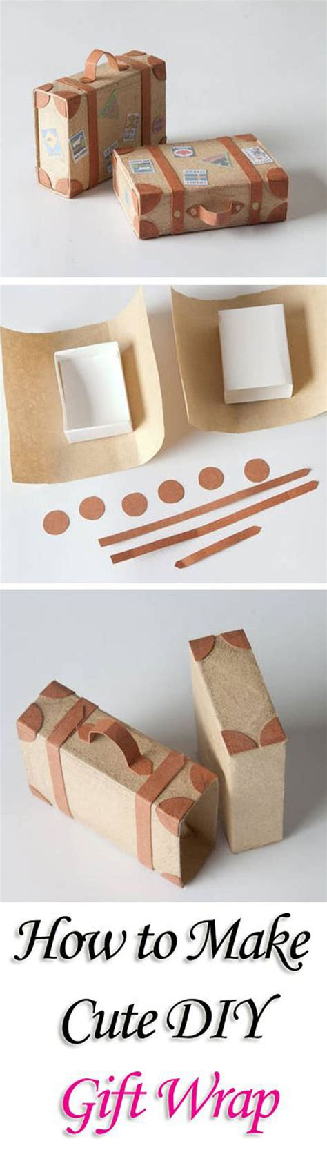 How To Make Gift Wrapping Paper At Home - 52 insanely clever gift wrapping ideas you ll page