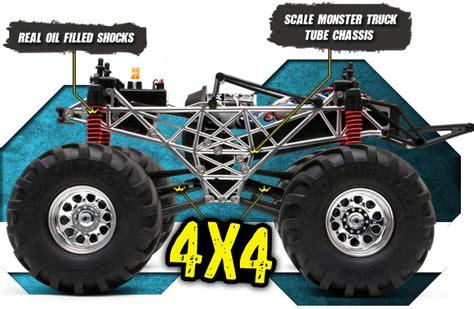 Garage Cing Car En Kit by 10831 Wheely King 4x4