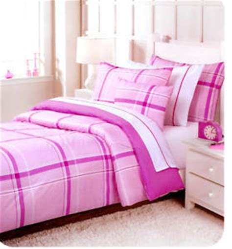 hillcrest comforter set moxysongsco hillcrest 5 bedding pink plaid