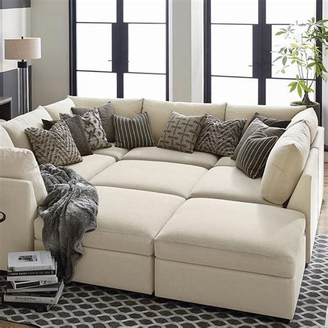 Pit Sectional Sofa Best 25 Pit Ideas On Pit Sectional Entertainment Room And Large Basement