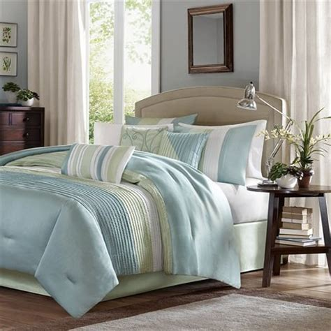 light blue bedding sets light blue and white comforters and bedding sets