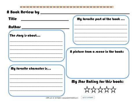 Basic Book Report Guidelines by A Book Report Learning Site Eman Asadey