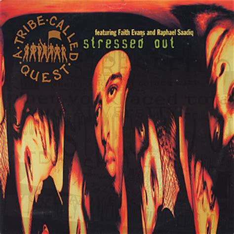 stressed out tribe a tribe called quest stressed out 12inch jive 中古