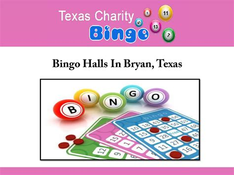 bingo powerpoint template bingo halls in bryan authorstream