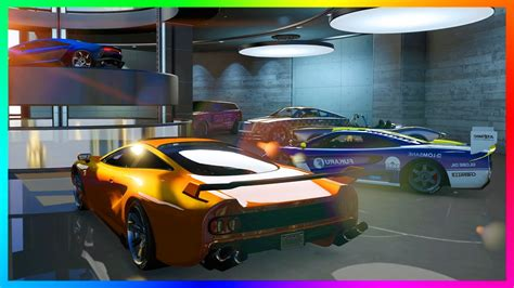 Garage Imports by Gta Import Export Dlc New Cars 60 Vehicle