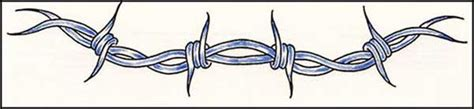barbed wire tattoo images amp designs