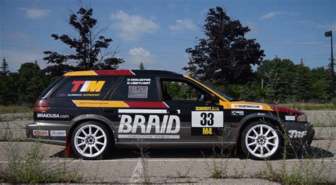 subaru outback rally wheels fs rallycross autocross and track day car 5500