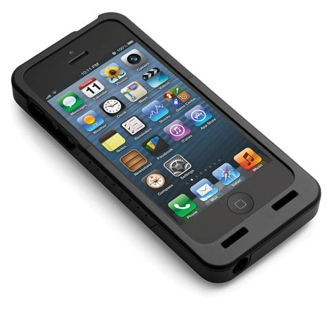 the cordless iphone 5 5s charging hammacher schlemmer