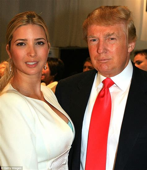 donald trump father did ivanka trump say she wanted to mace dad donald after