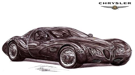 bentley java chrysler s answer to the bentley java concept by toyonda