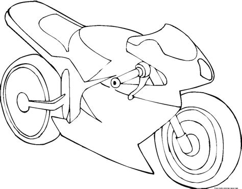 coloring pages free printable mc motorbike coloring pages for boysfree